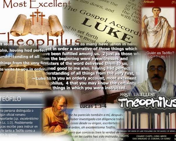 Most exellent theophilus